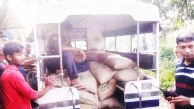 Photo of বগুড়ায় শাজাহানপুরে ২৫৮০ কেজি সরকারি চাল উদ্ধার